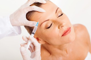 Tratamiento con Botox ® (toxina botulínica)
