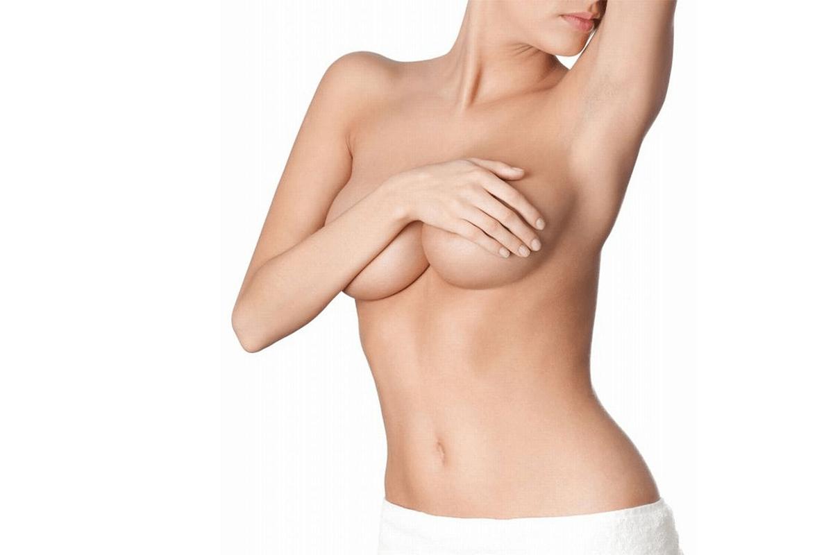 elevación de pecho cicatrices