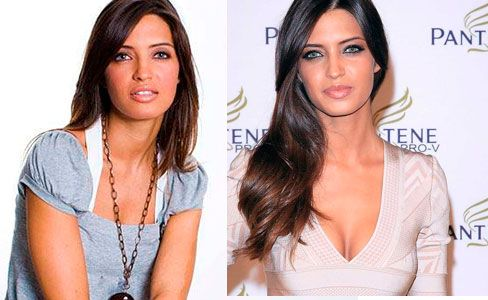 Sara Carbonero antes y despues 2