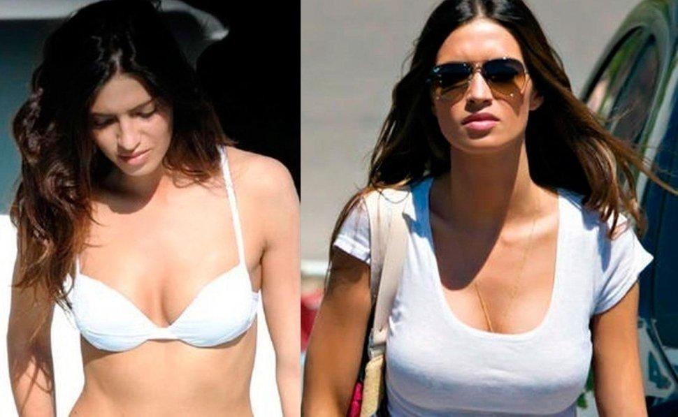 Sara Carbonero antes y después 2