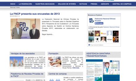 La Federación Nacional de Clínicas Privadas presenta su estudio de Turismo Sanitario
