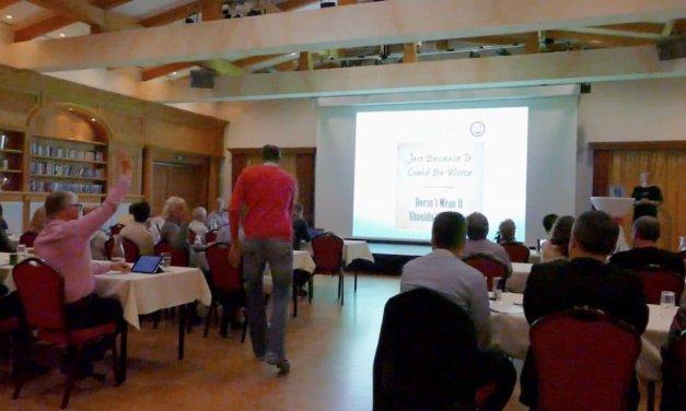 Mi conferencia sobre rinoplastia reconstructiva en Austria