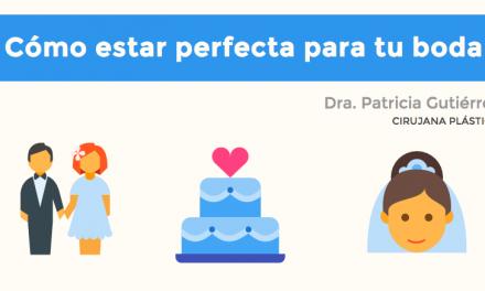 Piel perfecta para tu boda (infografía)