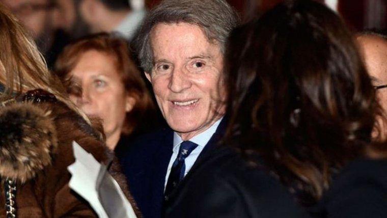 Alfonso Diez en su aparición a principios de año.