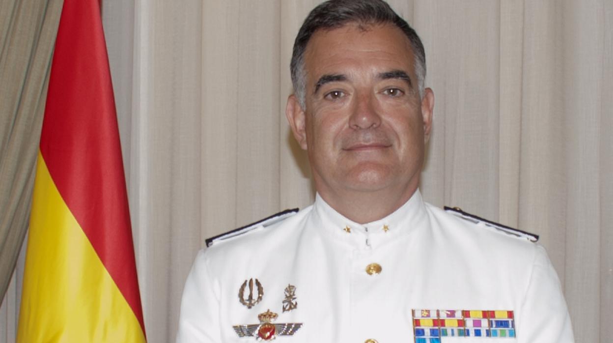Un coronel isleño al frente de los 'seal' de la Armada Española