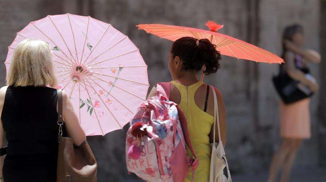 Junio se despedirá con menos calor en casi toda España