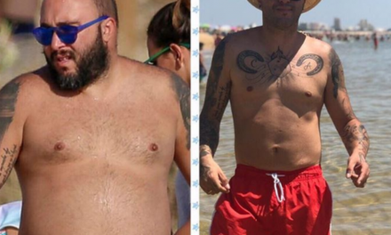Kiko Rivera muestra con orgullo su cambio físico tras haber perdido 42 kilos