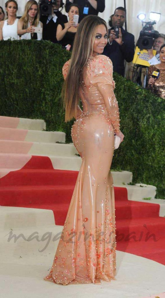 Beyonce trasero