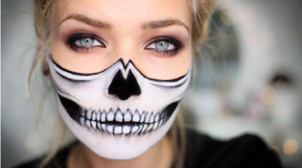 Maquillaje Halloween para mujer ¡Lo más top para este 2018!